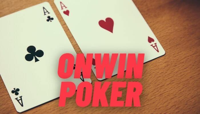 onwin poker